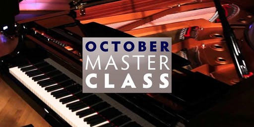 AmateurPianists—October Masterclass