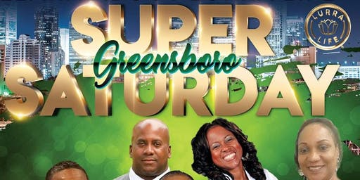 LURRA LIFE SUPER SATURDAY GREENSBORO  SOUTHEAST REGIONAL SUPER SATURDAY