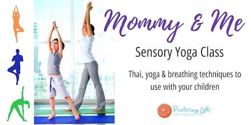 Yoga for Sensory Kids