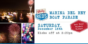 Whiskey Red's MDR Boat Parade Celebration!