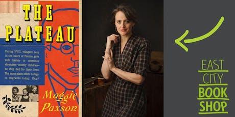 Maggie Paxson, The Plateau tickets