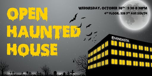 R&D Open (Haunted) House