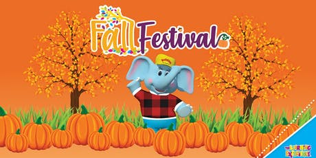 Grand Opening Fall Festival tickets