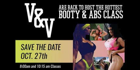 Booty & Abs Bootcamp tickets