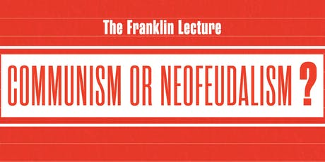 The Franklin Lecture with Jodi Dean tickets