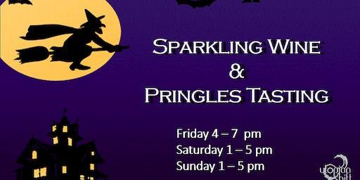 Sparkling Wine & Pringles Tasting