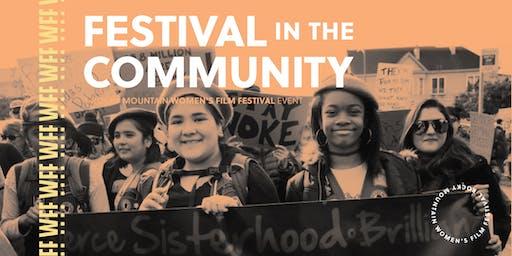 Festival in the Community: Hillside Community Center