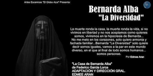 Bernarda Alba, La Diversidad