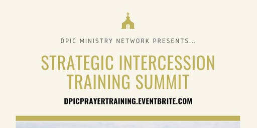 Strategic Intercession Training Summit