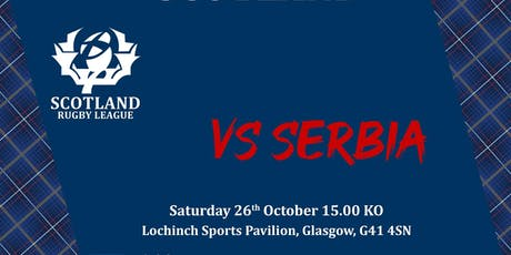 Scotland v Serbia tickets