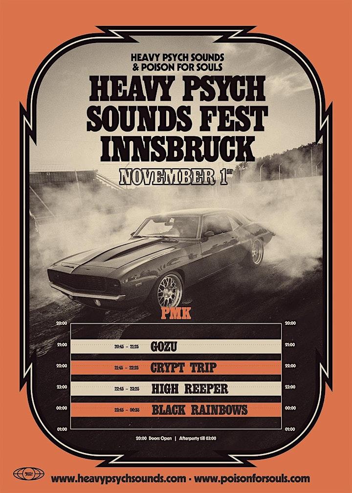 Heavy Psych Sounds Fest Innsbruck: Bild