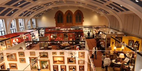 Cathedral Antiques Show 2020 tickets