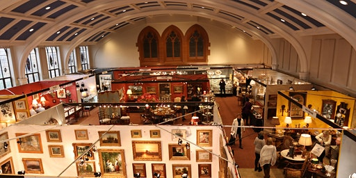 Cathedral Antiques Show 2020