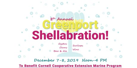8th Annual Greenport Shellabration to Benefit CCE Marine Program tickets