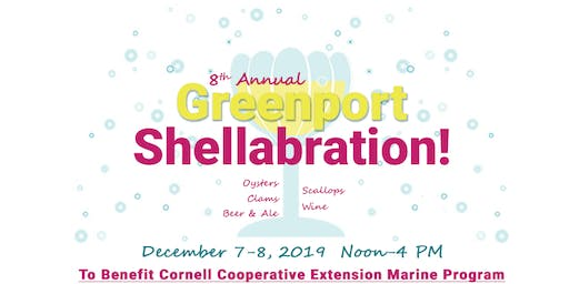 8th Annual Greenport Shellabration to Benefit CCE Marine Program