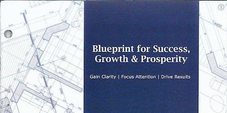 Blueprint for Success tickets