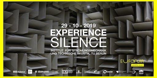 Experience Silence | Eufonia