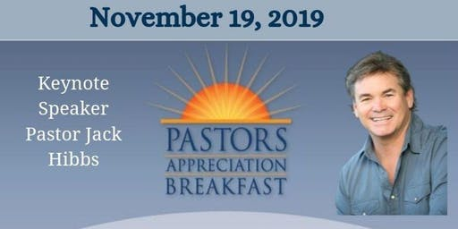 2019 Pastor's Appreciation Breakfast
