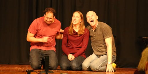 UniversaLAUGH: A Night of Improv Comedy!