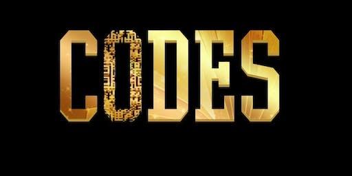 CODES   #CodesGhanaDecember