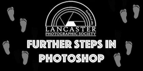 Further steps in Photoshop tickets
