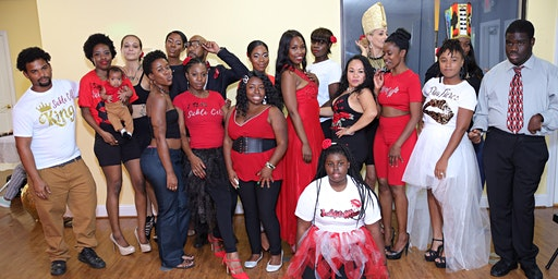 I Slay Sickle Cell Fashion Show Fundraiser