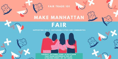 Make Manhattan Fair Info Session tickets