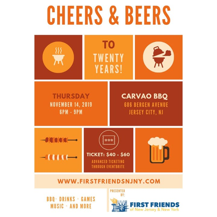 Image result for cheers & beers 20 years