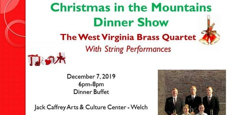 Christmas in the Mountains Dinner Show tickets