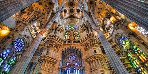 Visite guidée Sagrada Familia Paroisse française 2019