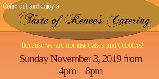 Taste of Renee's Catering