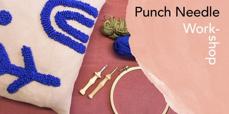 Enna Punch Needle Workshop Tickets