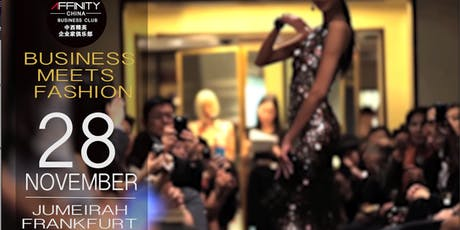 Business Meets Fashion Tickets