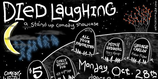 Died Laughing: A Halloween Comedy Showcase