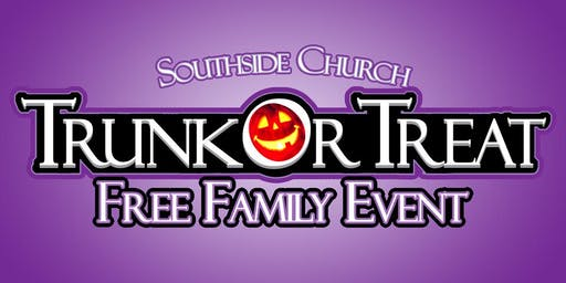 Trunk or Treat - Chester