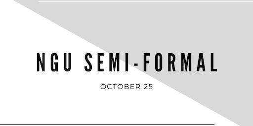 NGU Homecoming Semi Formal