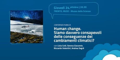 Human change biglietti
