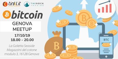 Meetup informale su Bitcoin, crittovalute e blockchain biglietti