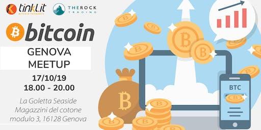 Meetup informale su Bitcoin, crittovalute e blockchain