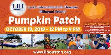 LIH Pumpkin Patch Festival tickets