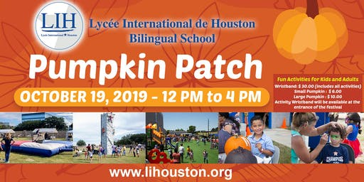 LIH Pumpkin Patch Festival