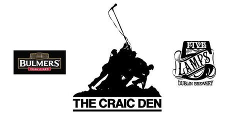 Craic Den - October 24 tickets