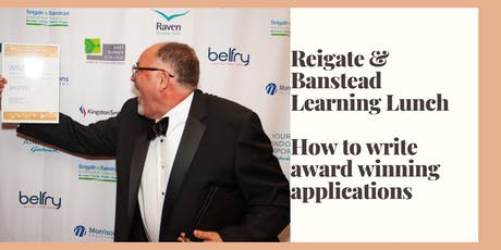 Reigate & Banstead Learning Lunch - March 2020 tickets