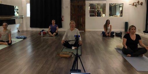 WEDNESDAY MORNING 10am Kundalini yoga + Meditation