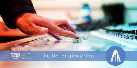 Workshop: Audio Engineering - Musik- und Soundanalyse von modernen Musikproduktionen im EDM Bereich Tickets