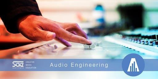 Workshop: Audio Engineering - Musik- und Soundanalyse von modernen Musikproduktionen im EDM Bereich