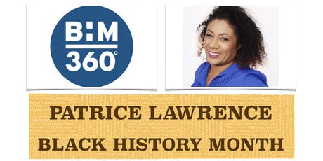 BLACK HISTORY MONTH - PATRICE LAWRENCE - BOOK READING & SIGNING tickets