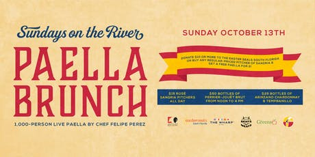Sundays on the River: Paella Brunch feat. Live 1,000-Person Paella tickets
