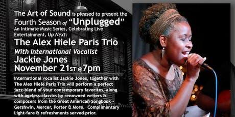 Alex Hiele Paris Jazz Combo Featuring Vocalist Jackie Jones tickets