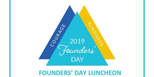 Tri Delta Founders' Day Luncheon ~ 2019